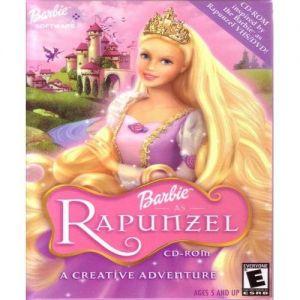 Barbie as Rapunzel: A Creative Adventure