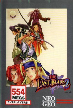 The Last Blade 2