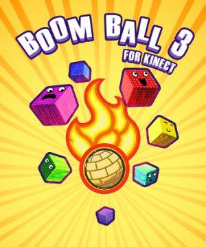 Boom Ball 3 for Kinect